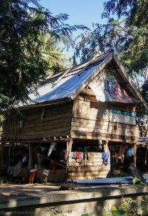 The village where I got Lao whiskey again