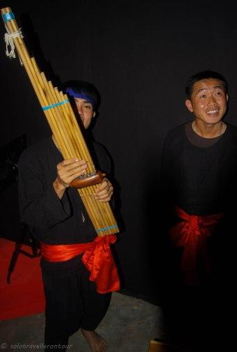 Performers of Garavek Mekon
