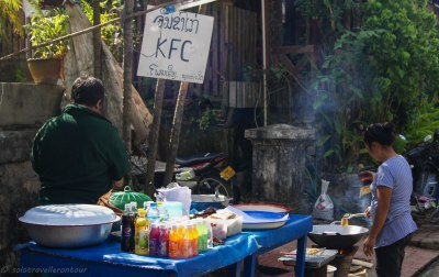 KFC Lao style