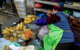 My favourite food stall in Sapa