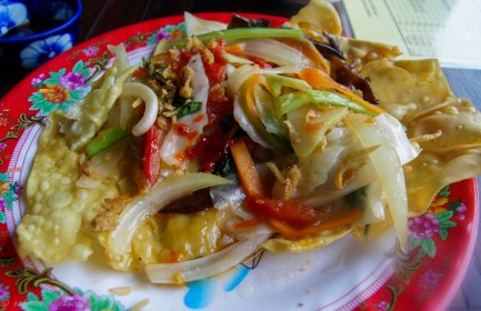 White Rose - a Hoi An speciality