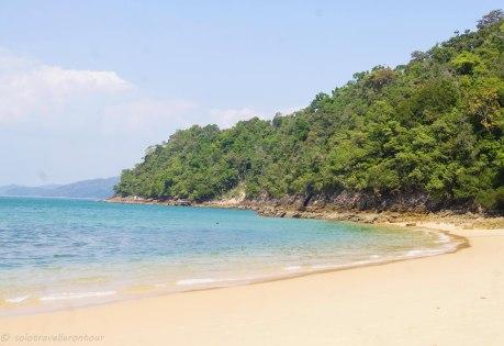Aow Khao Kwai beach