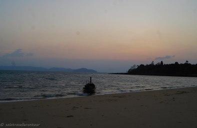 Peaceful view from Sabai Sabai - no wonder I could hardly leave my hammock