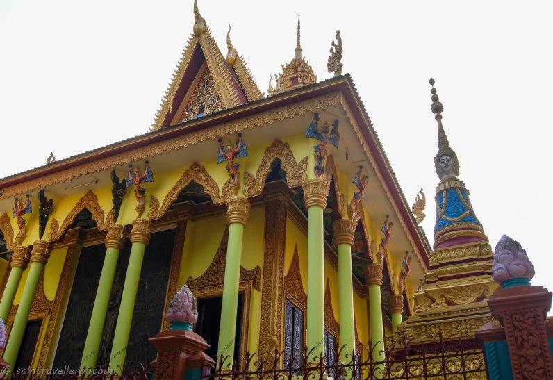 Kompong Chray Pagoda