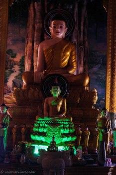 Inside Vam Ray Pagoda