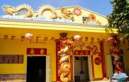 Clay Pagoda