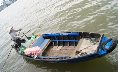My litle boat