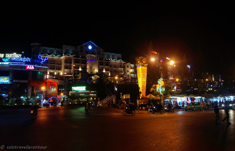 Dalat by night
