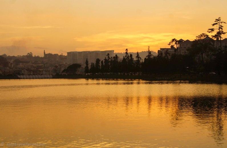 Sunset iin Dalat