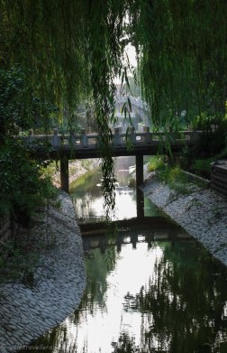 Canal near the Forbidden City