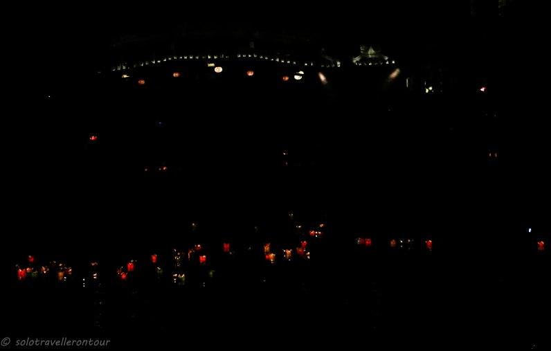 Lantern festival in Hoi An