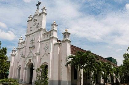 Church in Quang Ngai