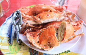 1kg of crab....delicious