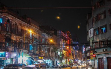 China Town by night