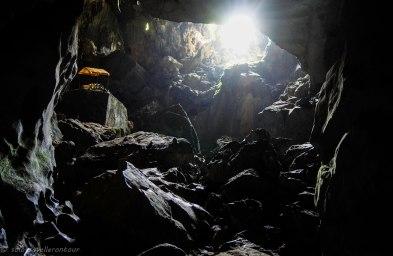Tham Poukham Cave