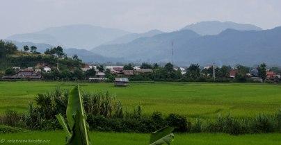 Outside of Luang Namtha