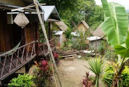 Different bungalows