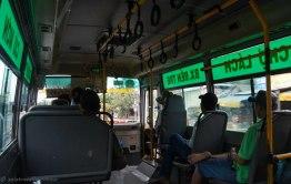 Local bus to Cho Lach