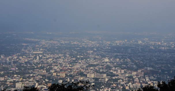 View from Doi Suthep