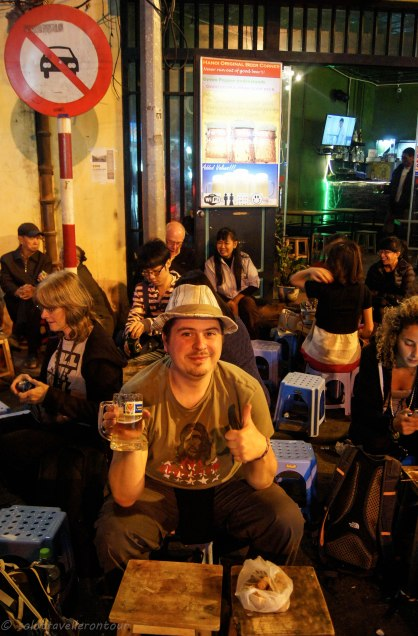 Bia Hoi places - best way to enjoy a fresh cold beer
