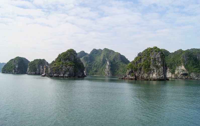 Halong Bay - a natural wonder of the world