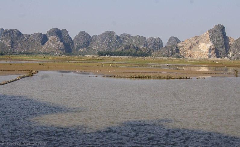 Ninh Binh meets Halong Bay