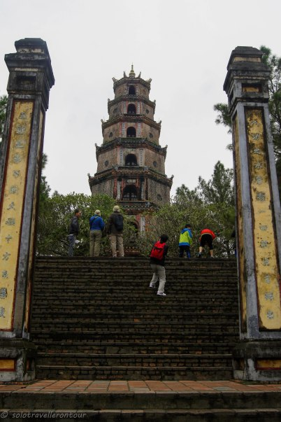 Entrance to the Celestial Lady Pagoda