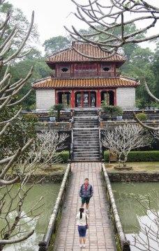 Lang Minh Mang tomb