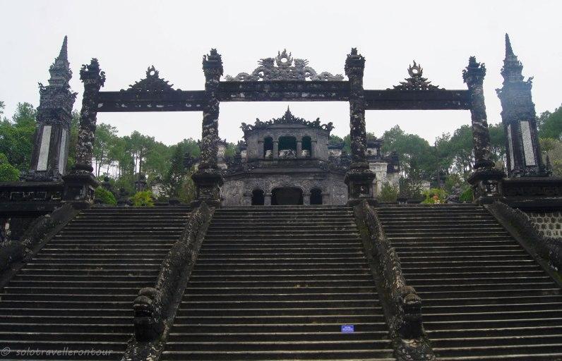 Lang Khai Dinh - the Vietnamese Versaille