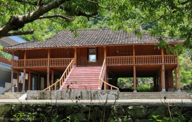 Homestay at Ho Thang Hen