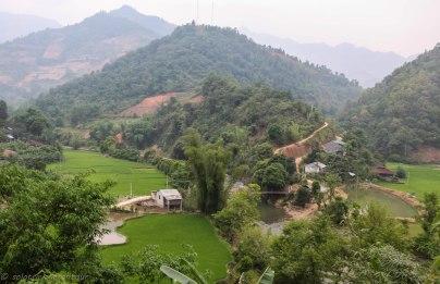 Nice views near Bao Lac