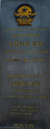 Proof I was at Lung Cu