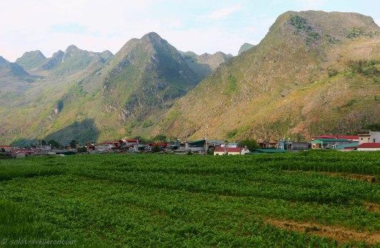 Yen Minh and its beautoful surrouding