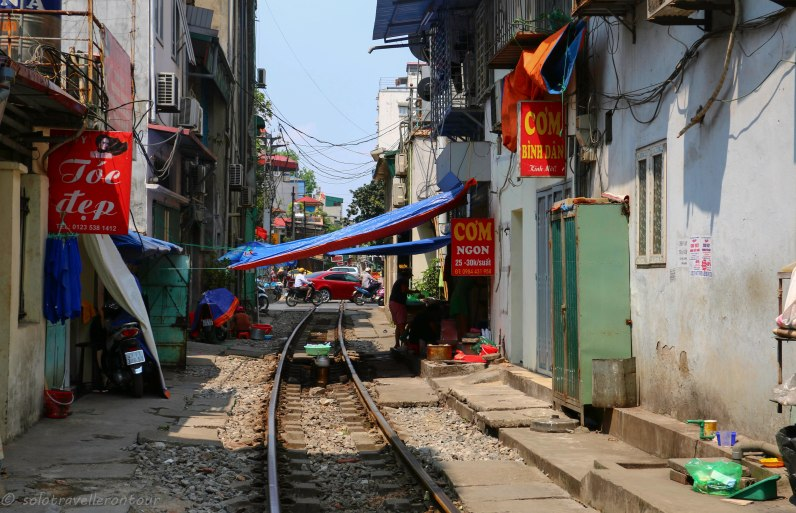 A different side of Hanoi