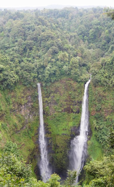 Tad Fane - a spectacular waterfall
