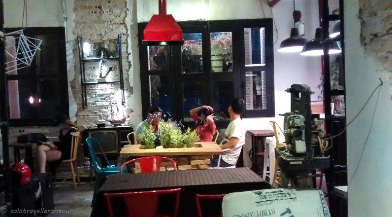 Chai Cafe No.2 is a rather unique little cafe