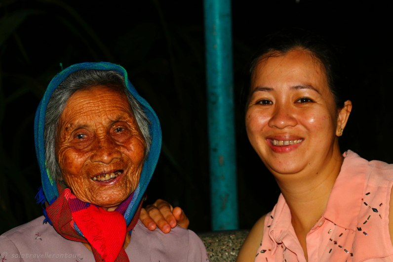 Thuy 2 and her grandmother