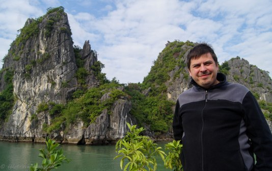 I really enjoyed my visit to Halong Bay