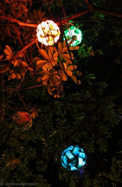 Lanterns in Yen Minh