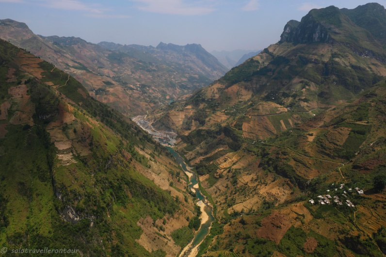 The Ma Pi Leng Pass