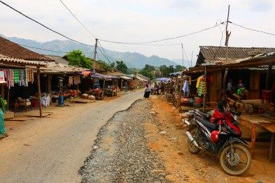 Village of Khuoi Vinh