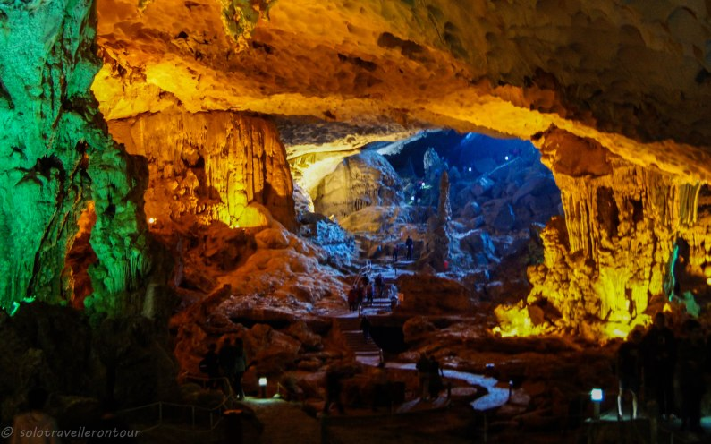 Sung Sot cave - aka Surprise cave