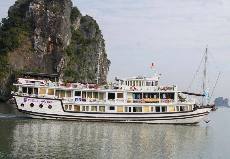 The Viola Cruise ship
