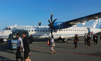 Vasco Airline Plane
