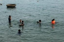 Kids enjoying their free afternoon