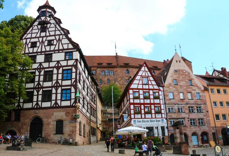 Nuremberg Old Town
