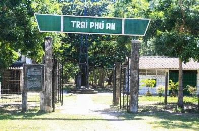 Trai Phu An Entrance
