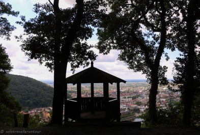 Viewing platform Fuchs-Rondell