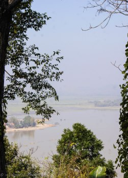 Lak Lake seens from a hill