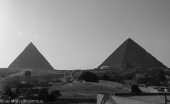Welcome to the pyramids